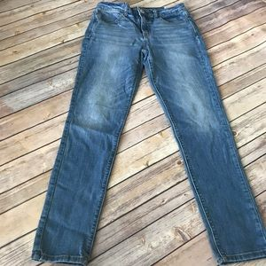 American Eagle hi rise jegging super stretch 4s